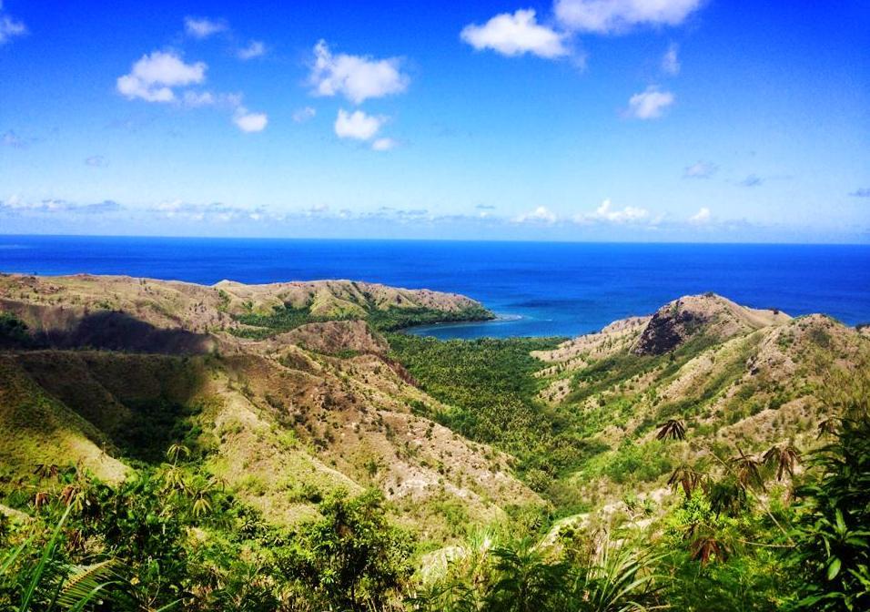 Guam south