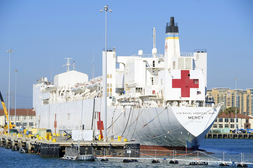 Mercy Naval Hospital