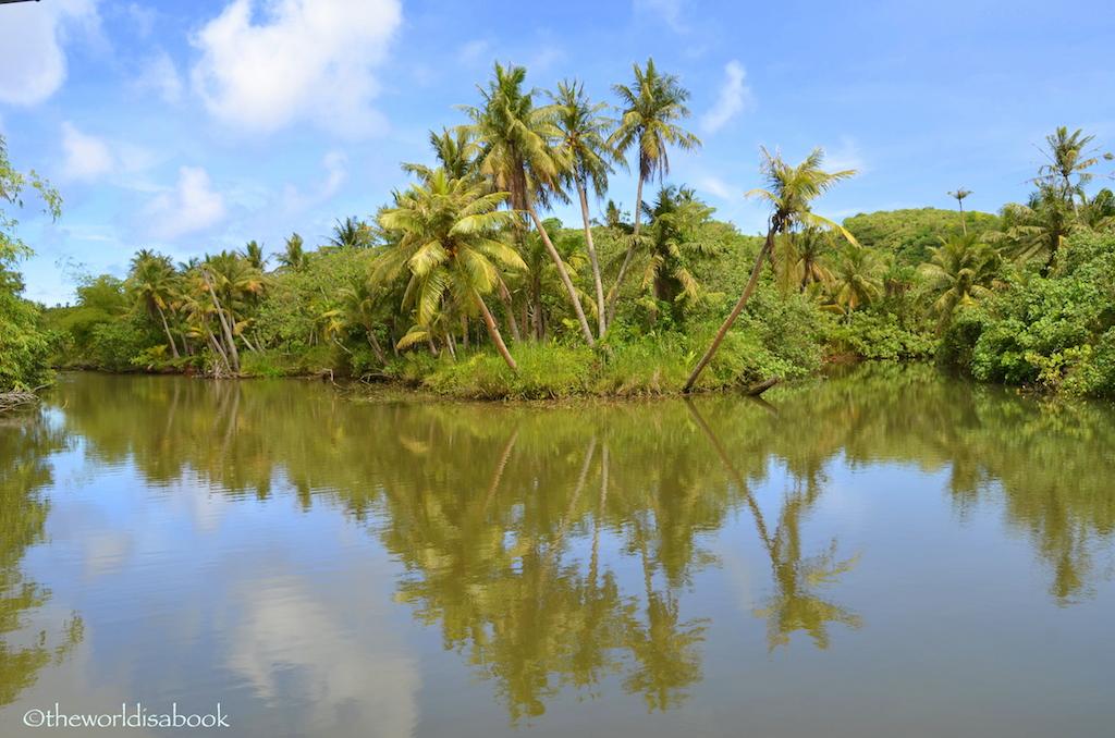 Guam Talofofo River cruise