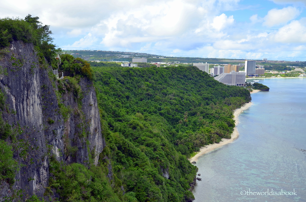 Guam Two Lover's Point