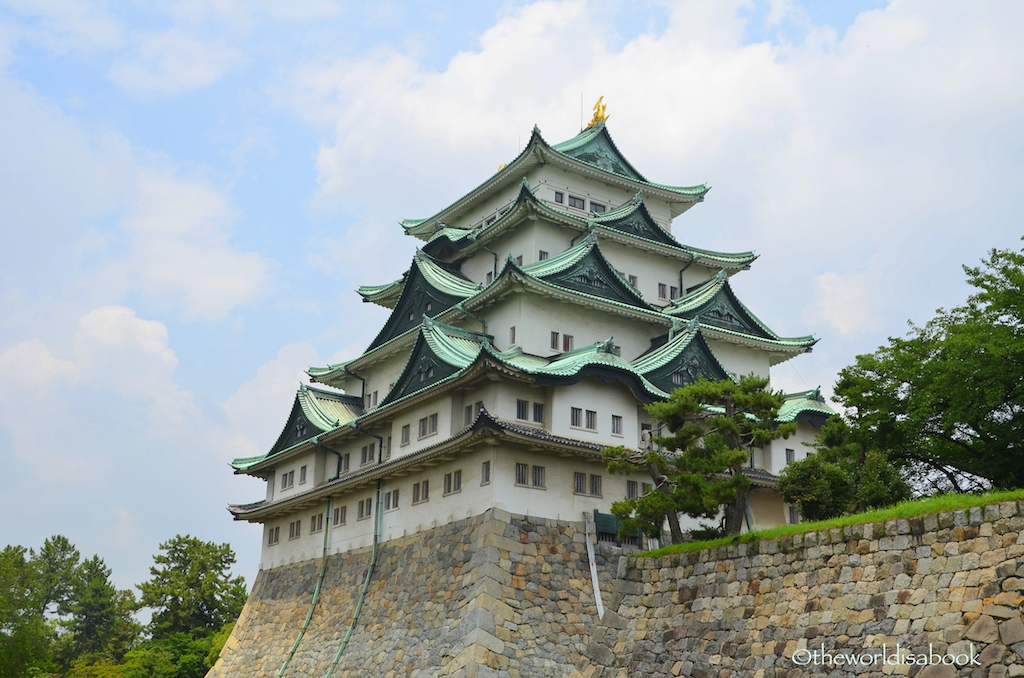 Exploring Nagoya Castle in Japan - The World Is A Book
