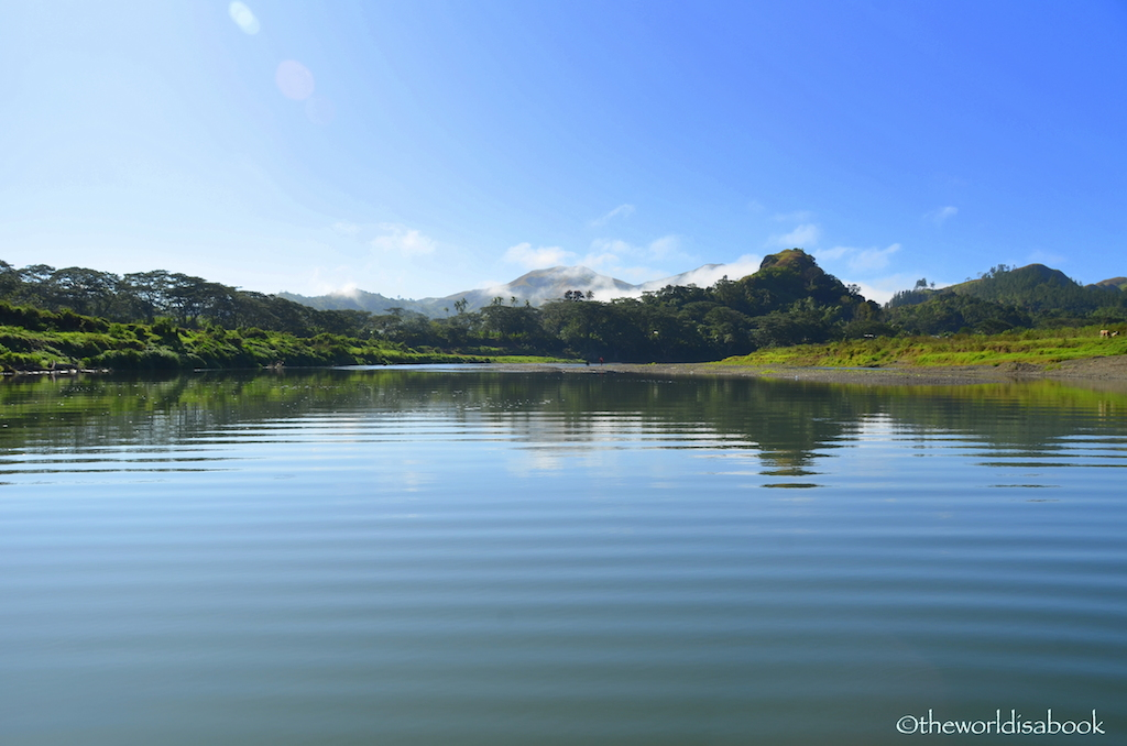 Sigatoka River Fiji