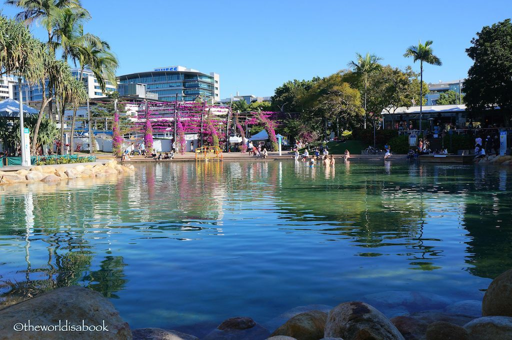 South Bank pools brisbane