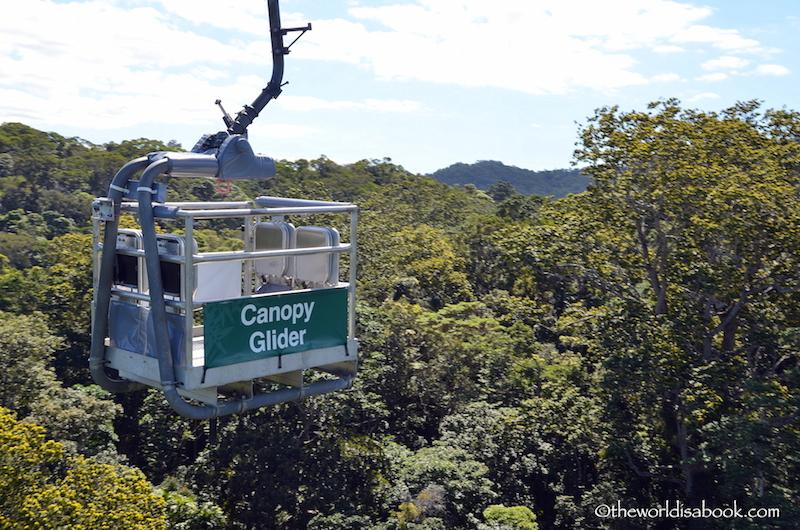 Canopy Glider Skyrail