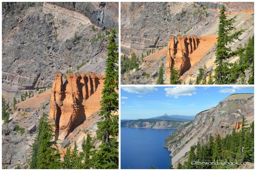 Crater Lake Pumice Castle