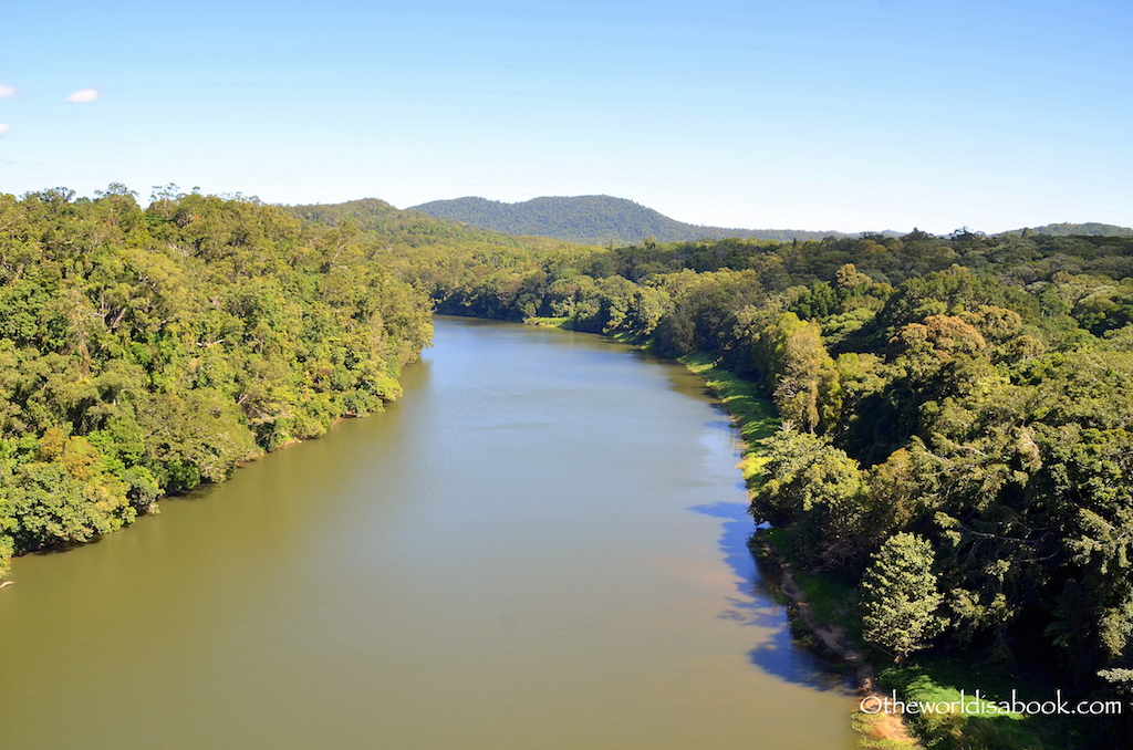 Kuranda river