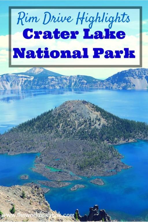 Rim Drive Crater Lake