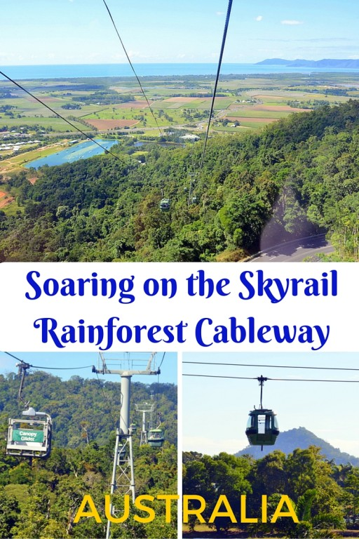 Skyrail Rainforest Cableway & Soaring on the Skyrail Rainforest Cableway - The World Is A Book