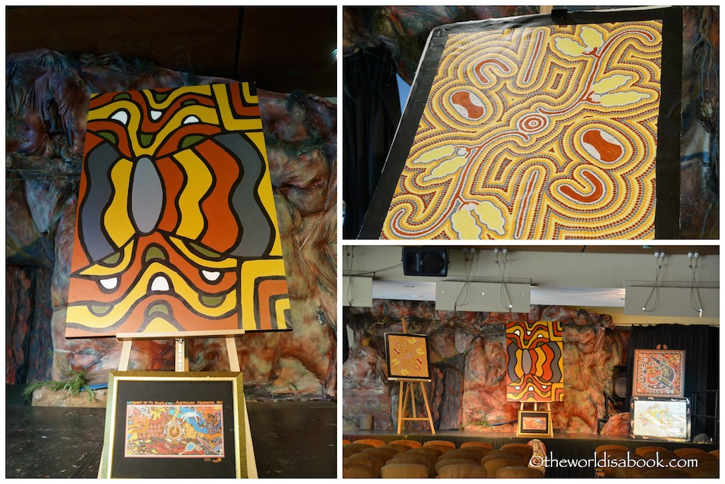 Tjapukai Aboriginal Art