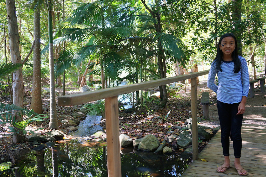 japukai Aboriginal Park grounds