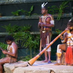 Tjapukai Aboriginal Cultural Park With Kids by Day