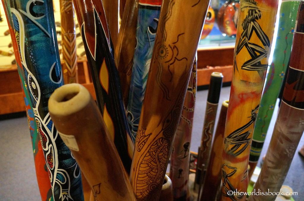 Tjapukai Didgeridoos