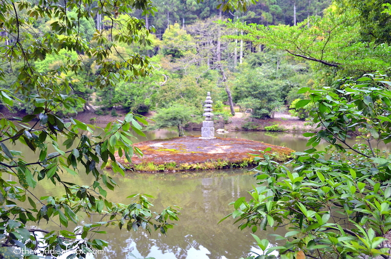 Anmintaku Pond Kyoto