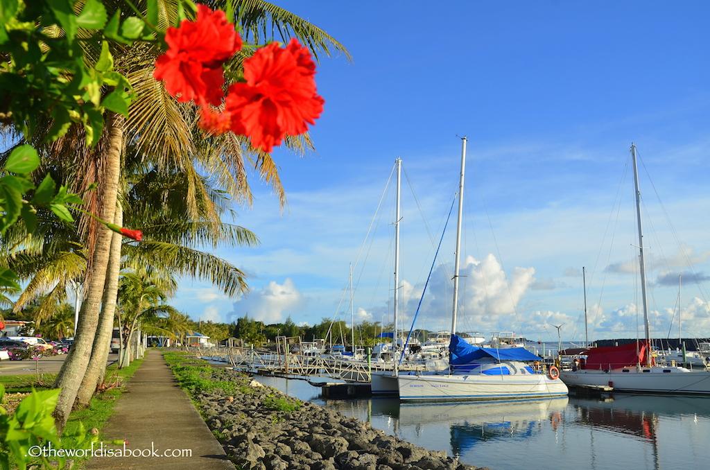 Guam Agat Marina