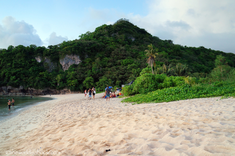 Guam Gun Beach