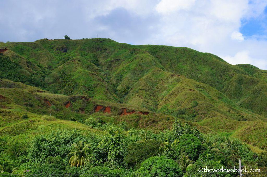 Guam Mt Lam lam