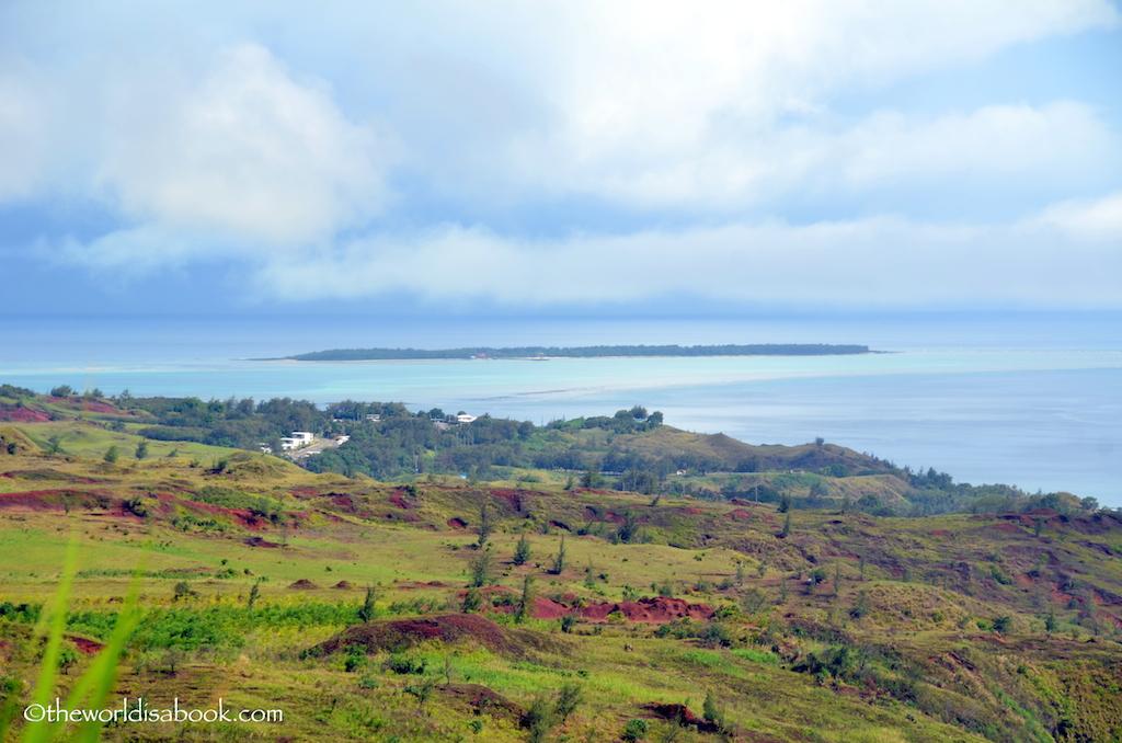 Guam Southern view