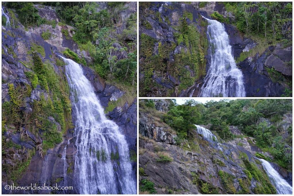 Kuranda Railway Stony Creek waterfall