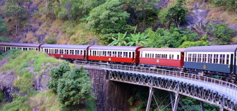 All Aboard the Kuranda Scenic Railway Australia
