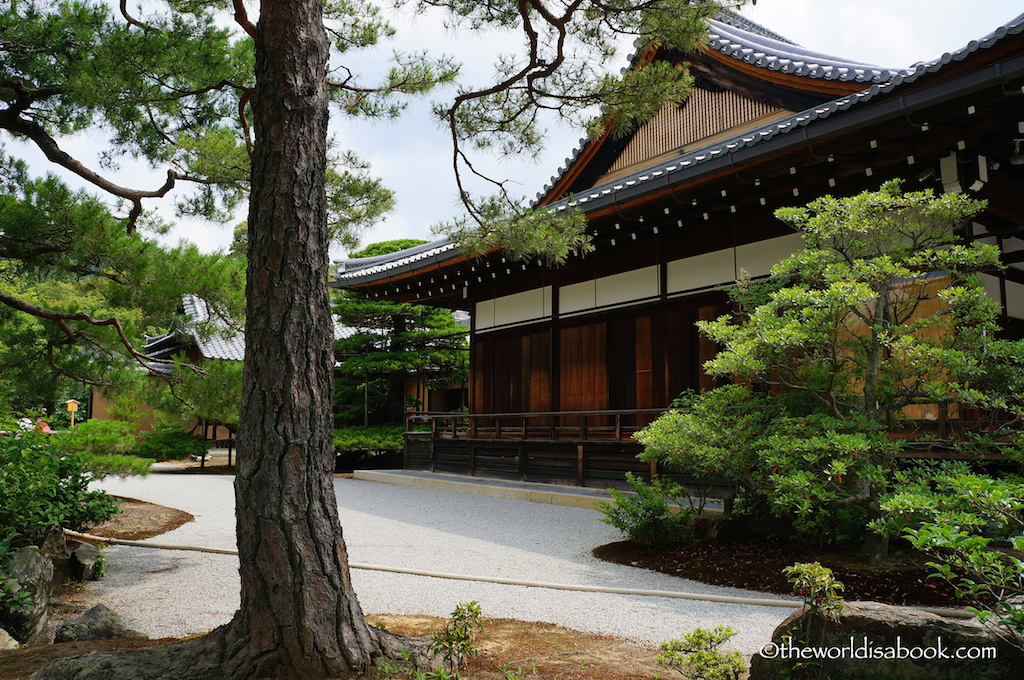 Kyoto Golden Pavilion hojo