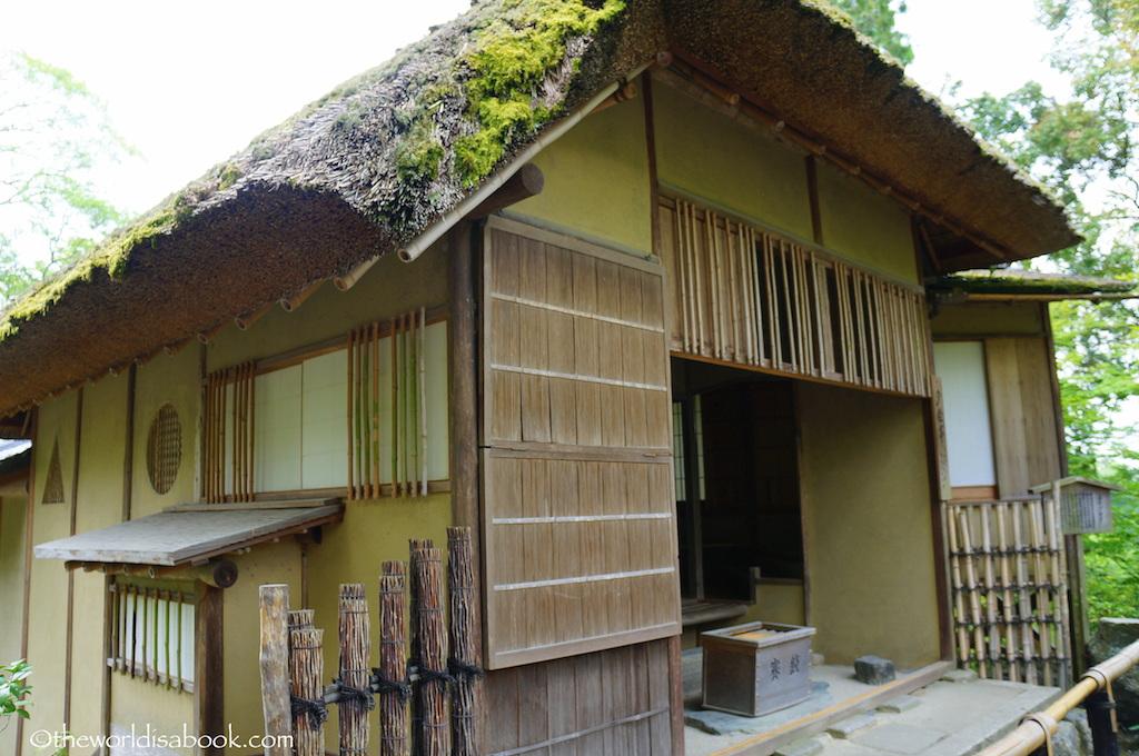 Sekka-tei Teahouse kyoto