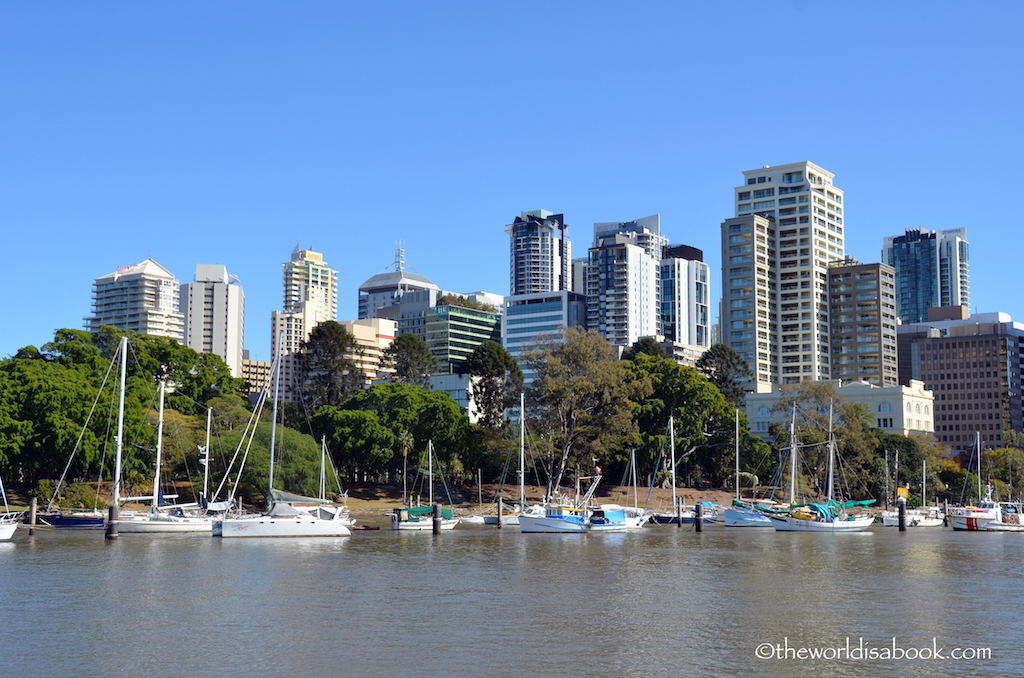 Brisbane Central Business District