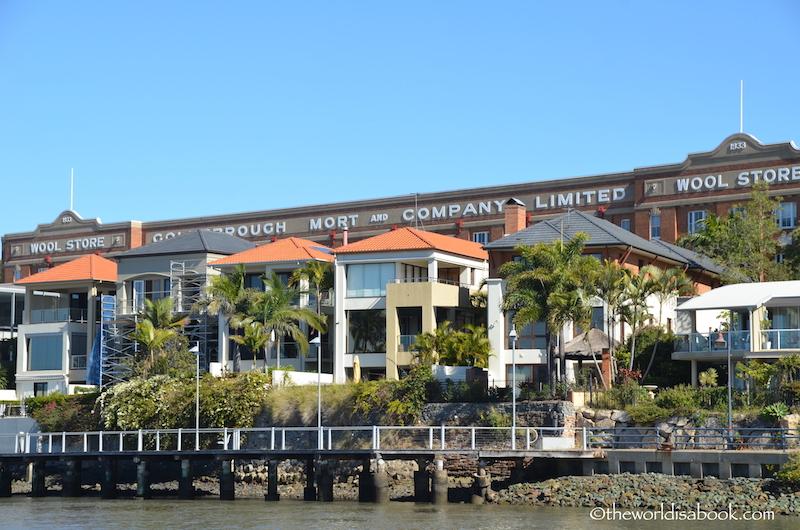 Brisbane Wool Store buildings