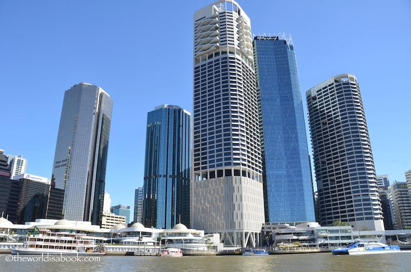 Brisbane skyscrapers