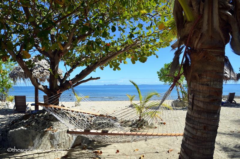Fiji South Sea Island hammock