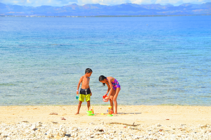 Fiji with kids South Sea Island