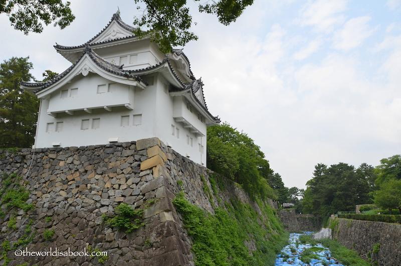 Nagoya Castle gatehouse