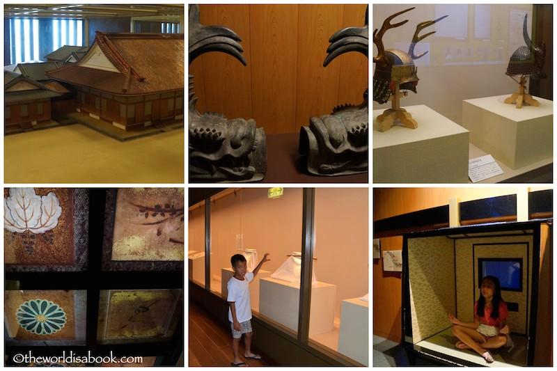 Nagoya Castle museum