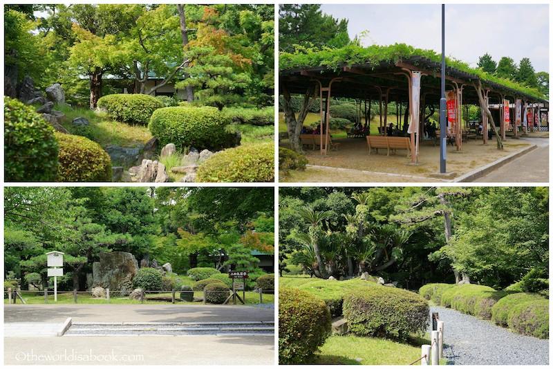 Nagoya Castle park