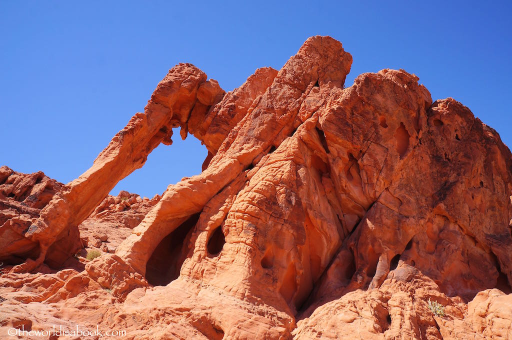 Elephant Rock Valley of Fire State Park