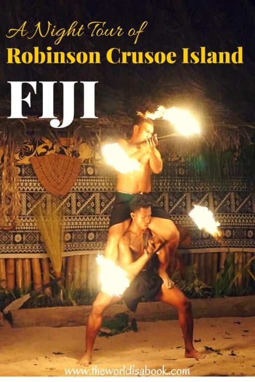 Robinson Crusoe Island Fiji