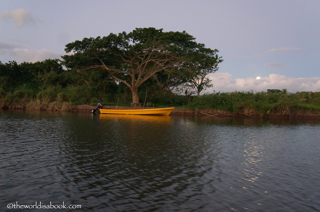 Robinson crusoe lagoon Fiji