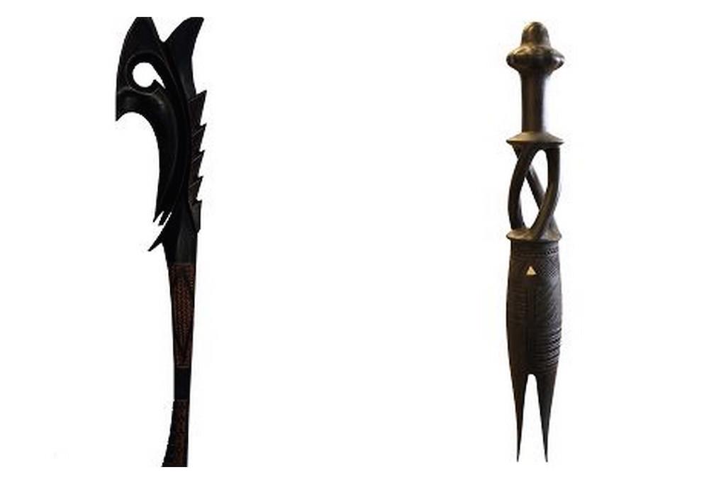 FIJI cannibal fork