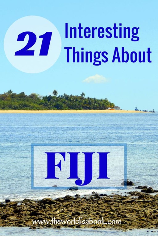 Interesting things about Fiji