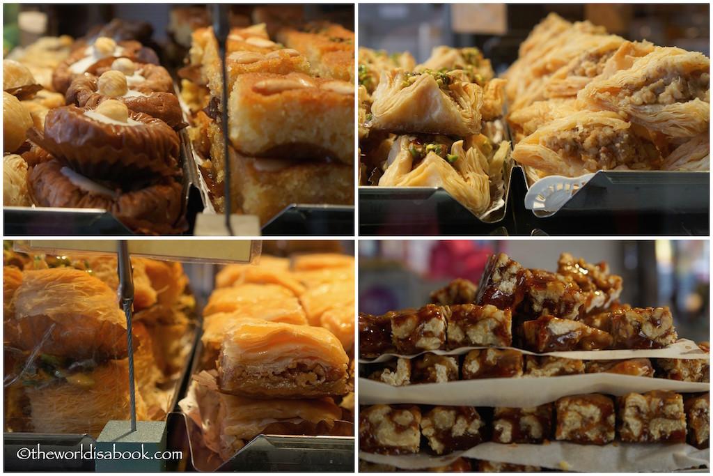 Mercado de San Miguel sweets