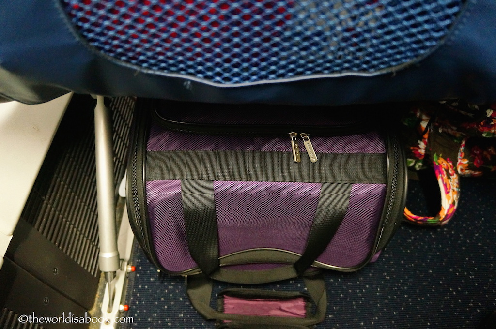 Travelon 15 underseat carryon