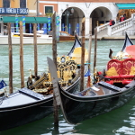 Postcards from a Venice Gondola Ride