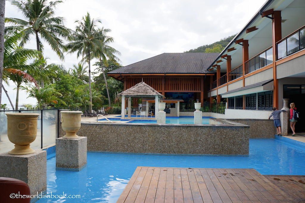 Fitzroy Island Resort pool
