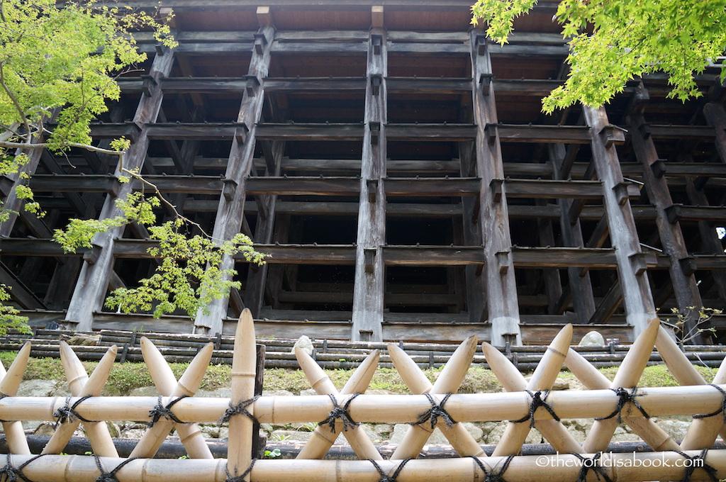 Kiyomizudera Kyoto No nails