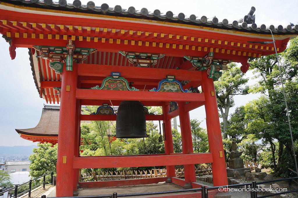 Kiyomizudera bell