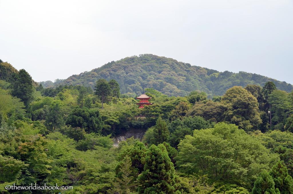 Koyasu Pagoda Kyoto