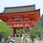 Visiting Kiyomizu-dera in Kyoto