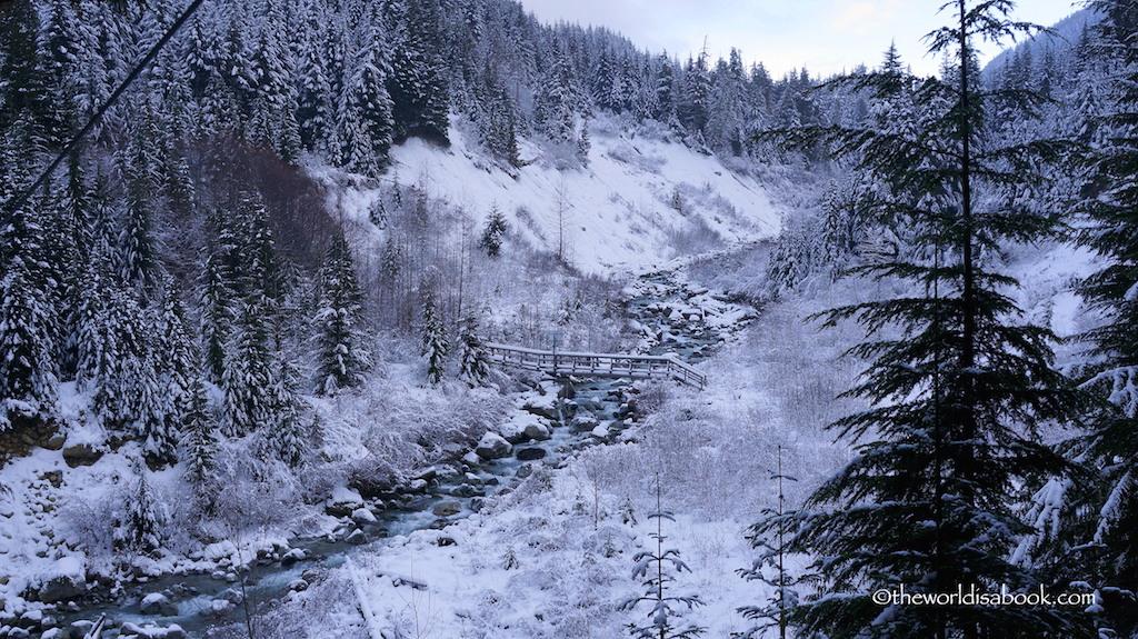 Whistler Fitzsimmons Creek