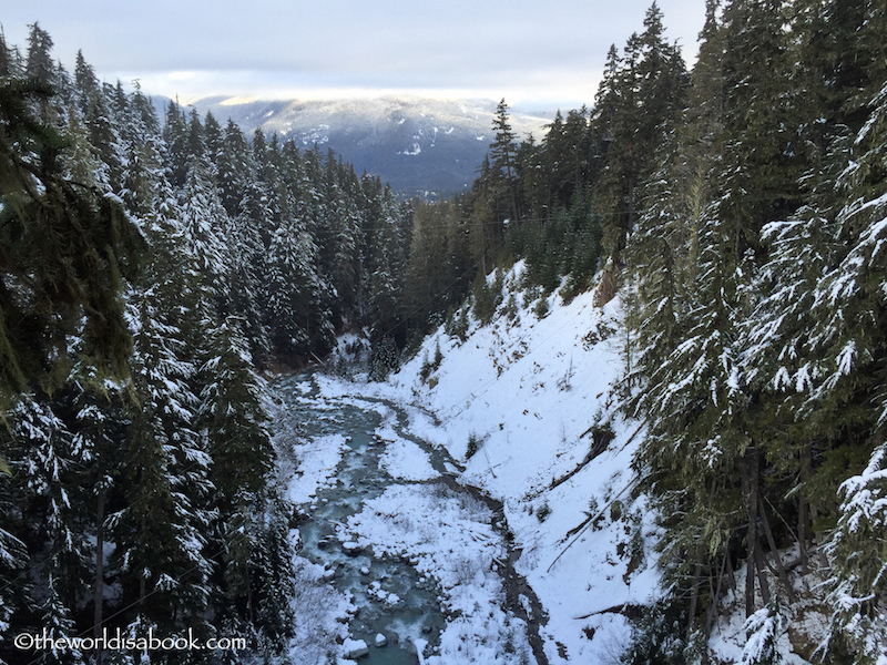 Ziptrek Whistler Panorama