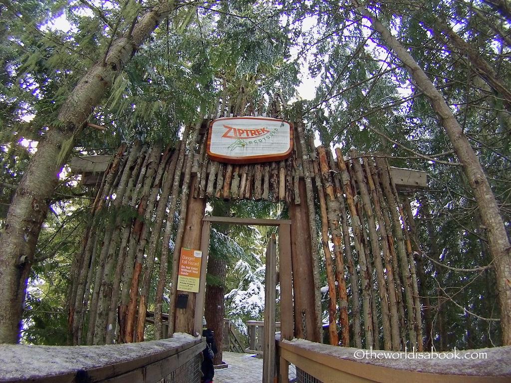 Ziptrek Ecotours Whistler