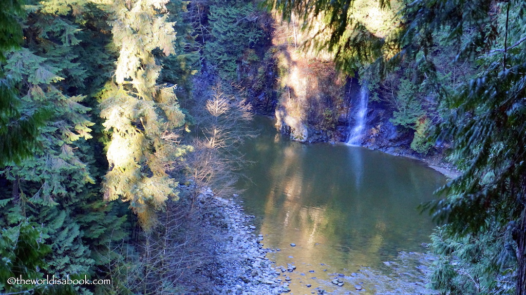 Capilano Waterfall